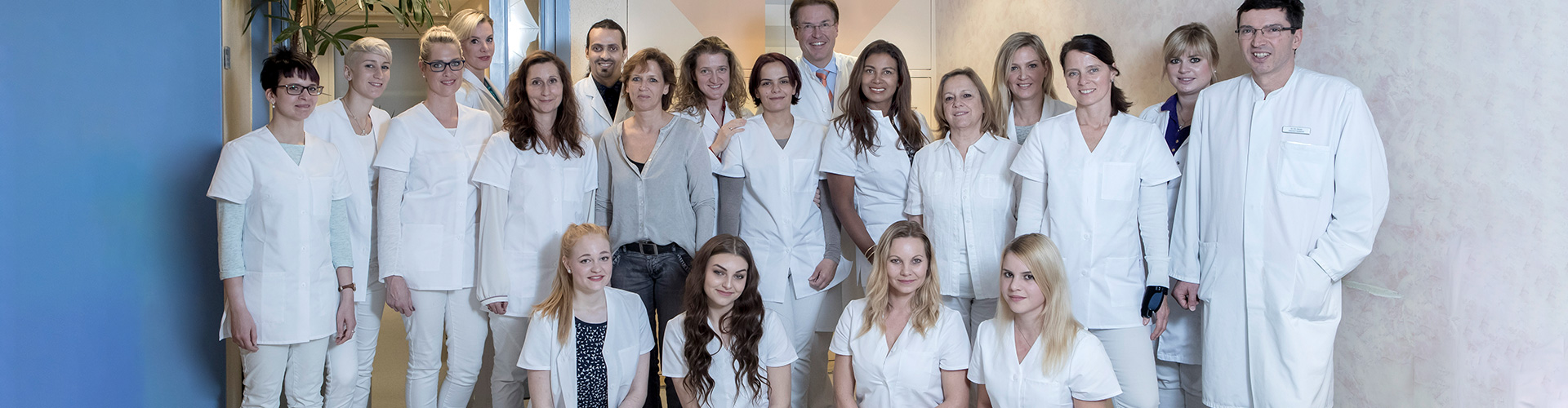 Banner Kontakt zu Hautarzt Hanau
