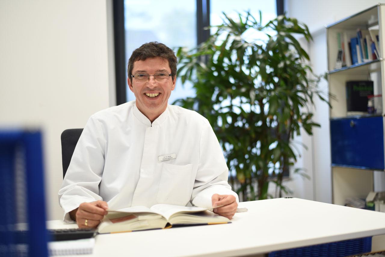 Dr. med. Christoph Sauter