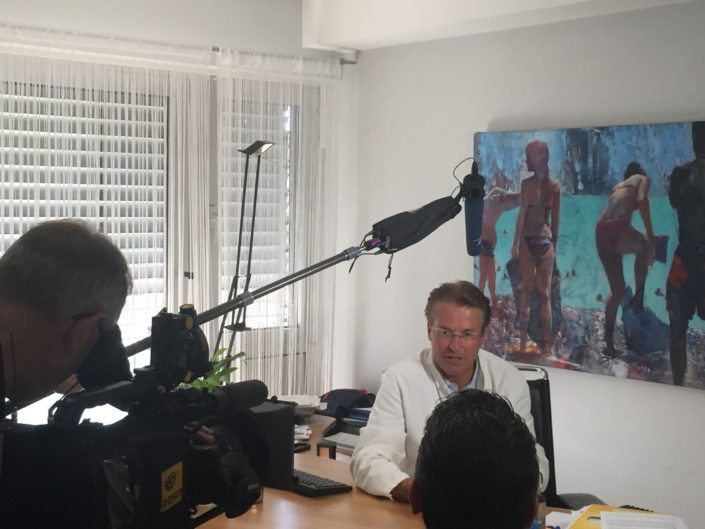 Prof. Dr. Ockenfels im Interview